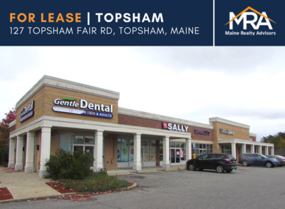 Topsham Fair Mall Road Retail