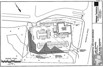 Pad Retail to be Developed SoPo Aprox 2.1 acres Near Mall